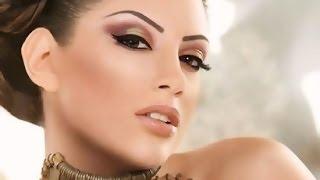 видео натуральный макияж для карих глаз