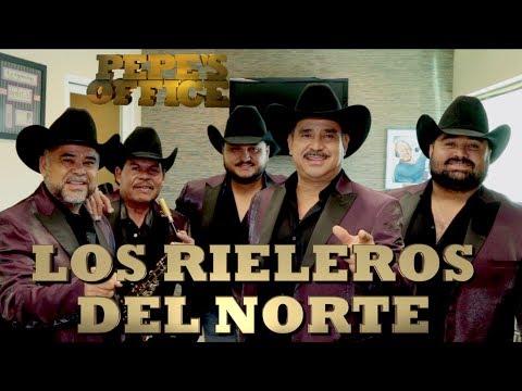 LOS RIELEROS DEL NORTE CELEBRAN SUS 35 AÑOS DE CARRERA - Pepe's Office