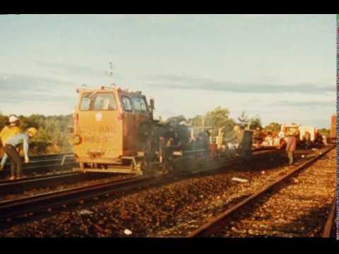 My CN Rail Years