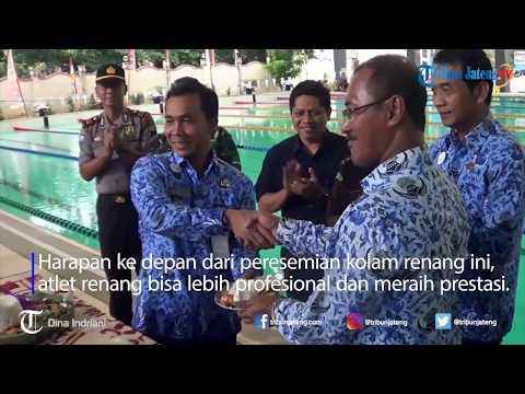 Peresmian Kolam Renang Prestasi Standar Nasional di Batang Mp3