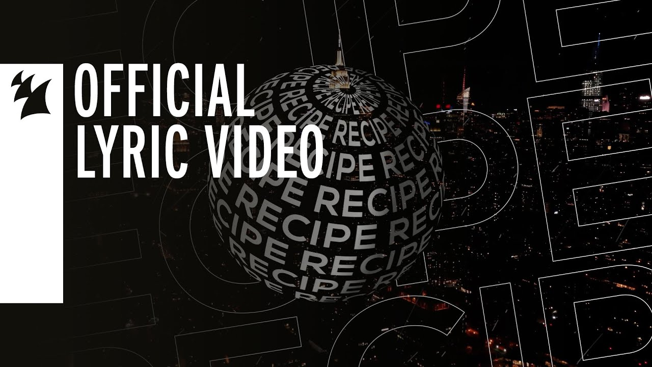 MistaJam – The Recipe (Official Lyric Video)