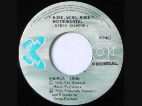 Andrea True - More More More (Original Jamaican 7'' Mix) Vocal + Instrumental