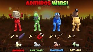 WIELKI WYŚCIG NA CMENTARZU! | PUMMEL PARTY#admiros