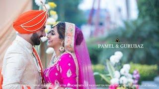 2016 | PAMEL & GURUBAZ | SIKH WEDDING | SUNNY DHIMAN PHOTOGRAPHY