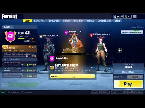 Top Five How To Dance On Fortnite Ps4 Lobby Fullservicecircus
