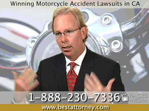 Motorcycle Accident Lawyers in California - Bisnar | Chase