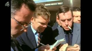 walter cronkite documentary about JFK broadcast