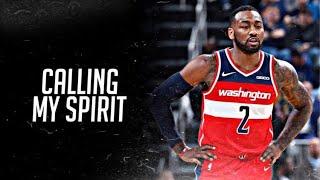 John Wall Mix || Calling My Spirit || Kodak Black || MVP In The Making || Video