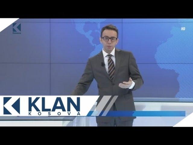 Lajmet - 20:00 - 08.01.2016 - Klan Kosova