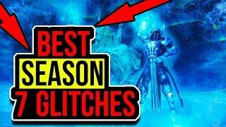 Fortnite Best Glitches Of Season 7