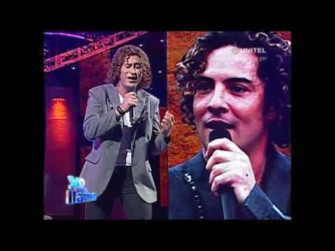 Yo Me Llamo - Bolivia 2017 – David Bisbal -  Desnudate mujer  23/06/2017