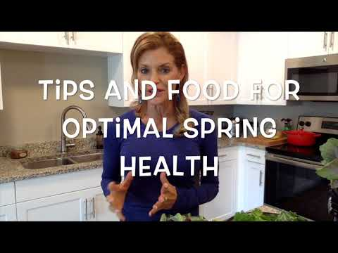 SPRING HEALTH 7 Life enhancing Tips and Best Foods to Support Vibrant Spring Health