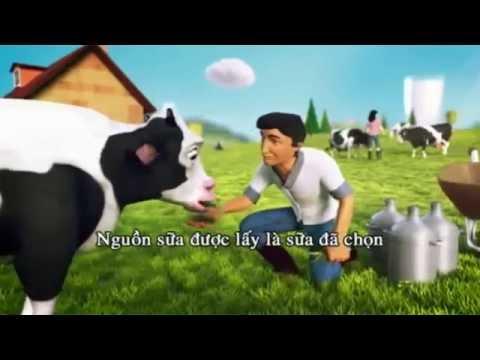 Quảng cáo sữa Cô gái Hà lan | Quảng cáo vui nhộn cho bé yêu