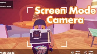 The Share Camera is now available in Screen Mode! Photo Contest 2.0...