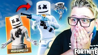 I BOUGHT THE SKIN OF MARSHMELLO AND ALL ABOUT THE NEW EVENT-FORTNITE
