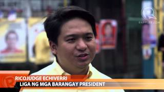 Barangay officials face fundraising challenges during elections