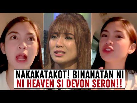GIGIL Na GIGIL! Heaven Peralejo BINANATAN At SINUPALPAL Si Devon Seron!!