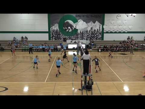 Pueblo West High School at Woodland Park High School