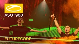 FUTURECODE live at A State Of Trance 900 (Jaarbeurs, Utrecht - The Netherlands)