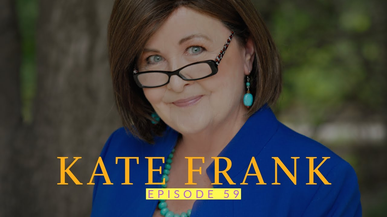59: Kate Frank: Book Coach & Ghostwriter 1