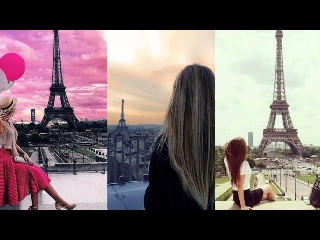 اجمل رمزيات بنات رمزيات بنات حلوة رمزيات بنات عند برج إيفل Youtube