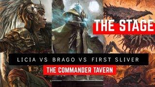 Licia vs Brago vs 1st Sliver | 3DH - The Stage [S01E06]