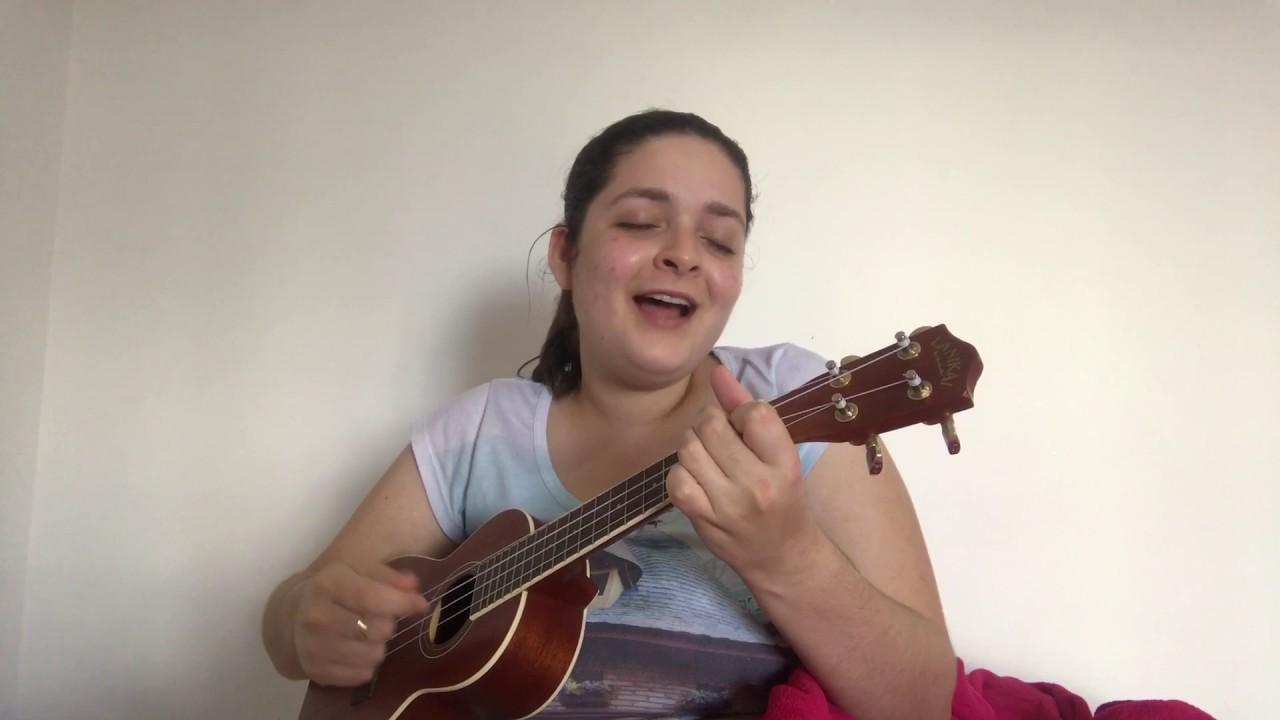 Rubel - Quando bate aquela saudade (Laila Almeida ukulele cover) - YouTube