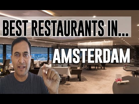 Best Restaurants & Places To Eat In Amsterdam, Netherlands