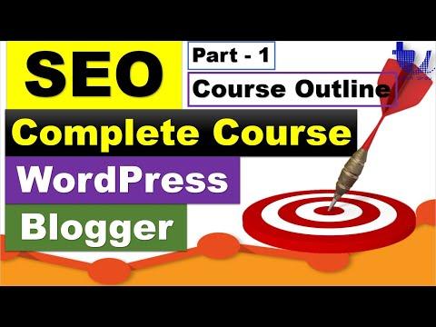 Complete SEO Course for WordPress & Blogger | Part 1 - Understanding SEO & SEO Tools [Urdu/Hindi]