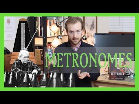 Ask a Maestro: What is the deal with metronomes?
