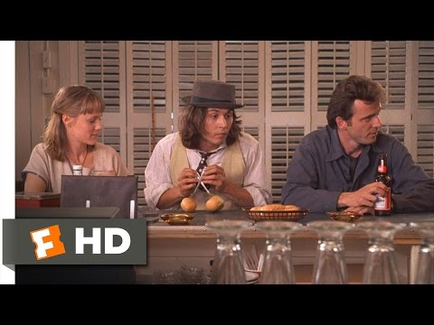 Benny & Joon (4/12) Movie CLIP - The Dance of the Rolls (1993) HD