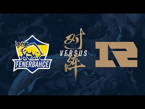 FB vs. RNG | Group Stage Day 6 | 2017 World Championship | 1907FenerbahçeEspor vs RoyalNeverGiveUp