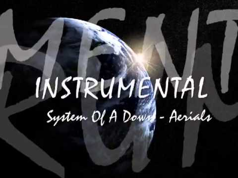 System Of A Down   Aerials KARAOKE   YouTube