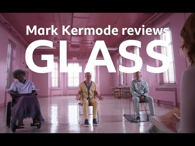 Glass reviewed by Mark Kermode