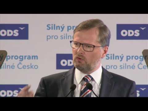 Úvodní projev Petra Fialy na Programové konferenci ODS