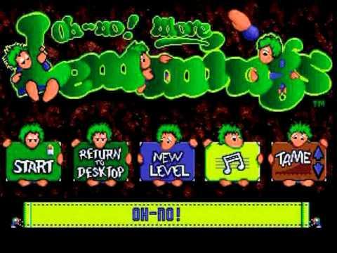 Oh No! More Acorn Lemmings Tunes! 1/03 (Rule Britannia)