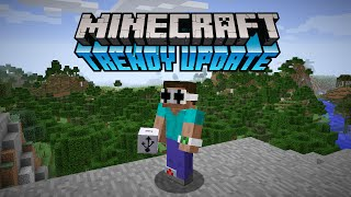 Minecraft Trendy Update - Minecraft 1.RV (April Fools?)