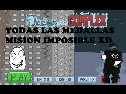 Fleeing The Complex Todas Las Medallas Youtube