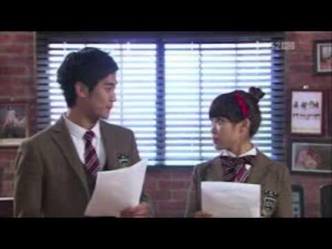 IU & Kim Soo Hyun-Can't I Love You? (Rom,Han and Eng subs)