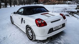 ПОРШ ДЛЯ БЕДНЫХ TOYOTA MR-S