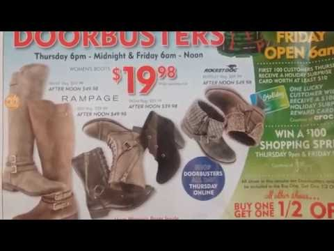 Shoe Carnival BLACK FRIDAY Deals | YOU MUST GO TO THIS STORE!!!