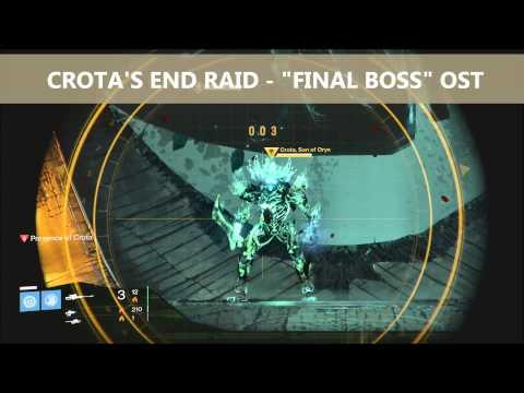 "Destiny - Crota's End ""Final Boss"" Soundtrack"
