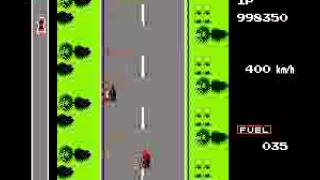 Road Fighter - Vizzed.com GamePlay - User video