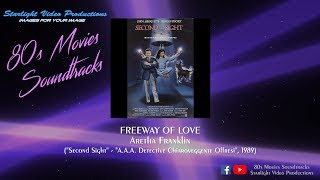 """Freeway Of Love - Aretha Franklin (""""Second Sight"""", 1989)"""