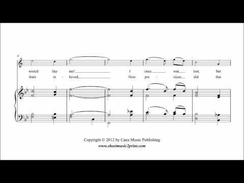 Amazing Grace - Trumpet