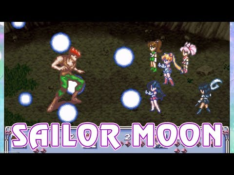 Игра Sailor Moon Another Story - #12