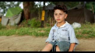 Refugee Life: Through a Child's Eyes