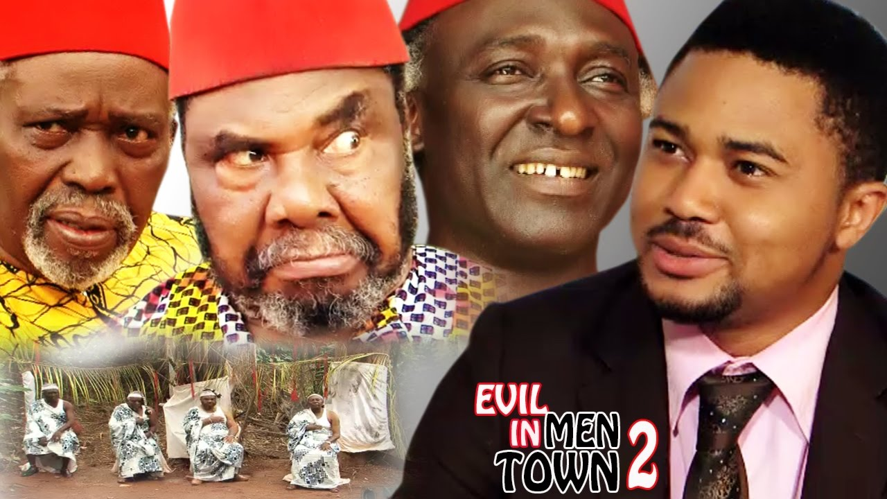 Download Evil Men in Town 3&4  - Latest Nigerian Nollywood Movie /African Movie/Family Movie Full  Movie Hd