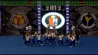 Ateneo Blue Babble Battalion -  NCC National Finals 2012