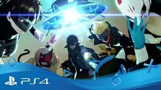Persona 5 | Sizzle Trailer | PS4